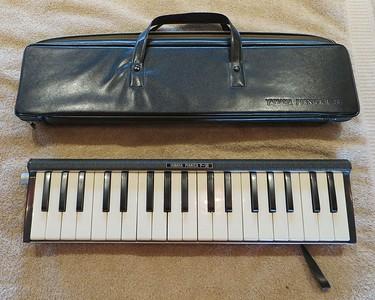 Yamaha Pianica 36/P-36 Mid-to-late 1960s to 1979
