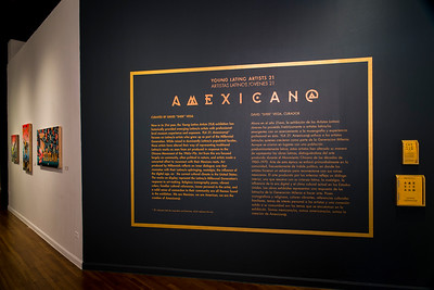 Young Latino Artists 21  AMEXICANO