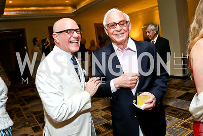 Jose Solis Betancourt, John Mason. Photo by Tony Powell. 2014 YOA Caribbean Spring Benefit. Four Seasons. April 4, 2014