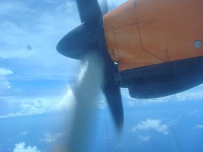 Flight 540 to Zanzibar
