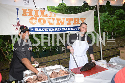 Hill Country Backyard Barbecue, Zoofari, at the Smithsonian National Zoo, May 15, 2014, Photo by Ben Droz.