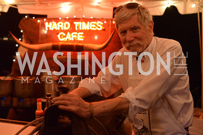 Fred Parker, Hard Times Cafe, Zoofari, at the Smithsonian National Zoo, May 15, 2014, Photo by Ben Droz.