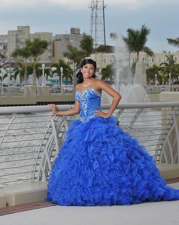 Isabella Zuniga Sweet Sixteen