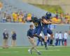 NCAA Football 2013 - WVU beats William and Mary 24-17.