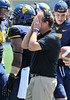NCAA Football 2013 - WVU beats William and Mary 24-17.