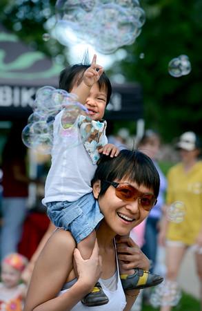 2014 Boulder Summer Festival