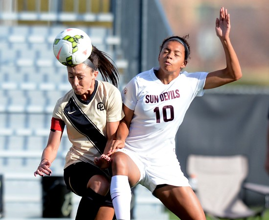 Colorado Arizona State Soccer