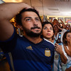 Argentina World Cup Fans