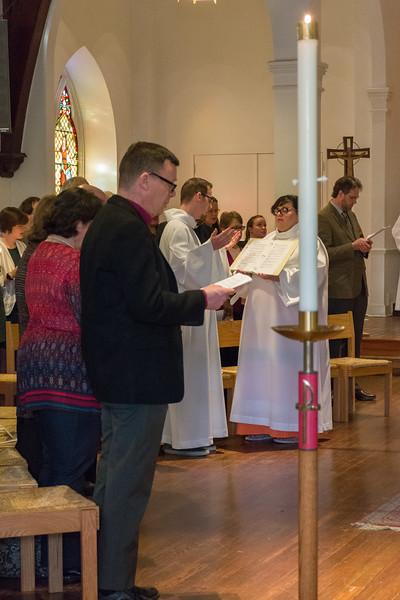 Convocation 2015-Easter Vespers