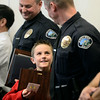 POLICE DEPARTMENT AWARDS