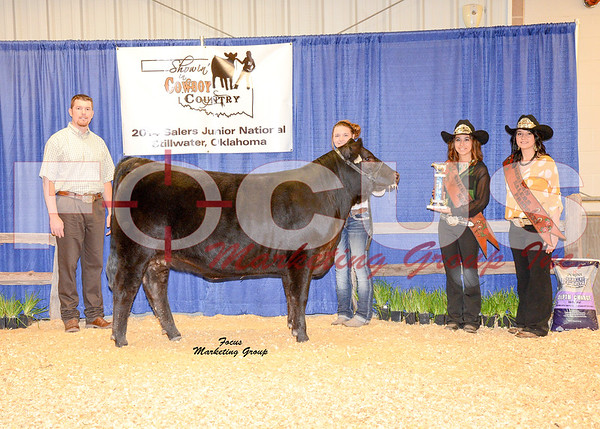 2014 National Junior Saler Show