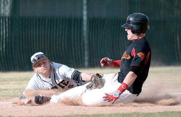 Erie vs Rangeview Baseball
