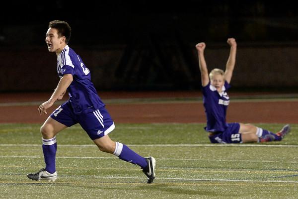 Boulder vs Smoky Hill Boys Soccer