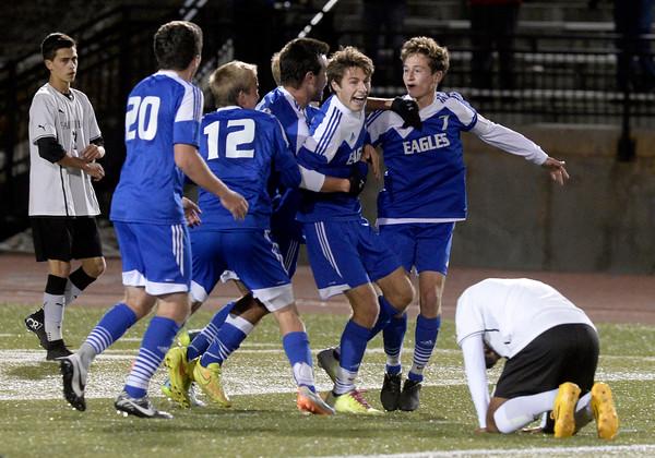 Broomfield vs Fairview Boys Soccer