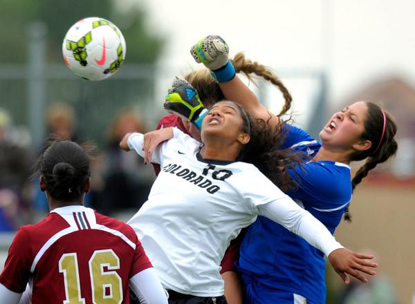 CU vs DU Soccer