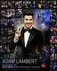 """Poster by @mlg621 and friends: Poster for Thackerville, OK @adamlambert concert. Unofficial. Made for """"ADAM FANS BY ADAM FANS"""""""