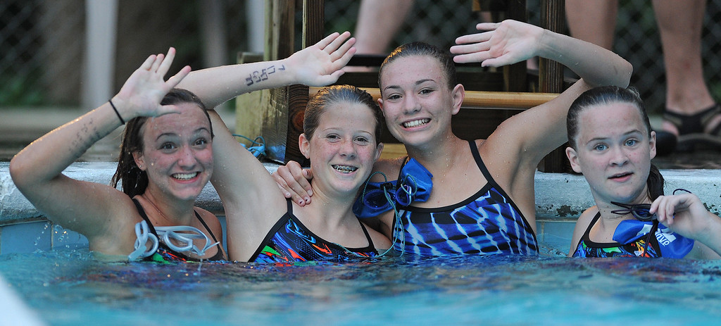 Heritage Lakes visited Knowllwood in a SAIL Swim Meet.<br /> GWINN DAVIS MEDIA<br /> GWINN DAVIS PHOTOS<br /> SC News Exchange<br /> gwinndavisphotos.com (website)<br /> (864) 915-0411 (cell)<br /> gwinndavis@gmail.com  (e-mail) <br /> Gwinn Davis (FaceBook)<br /> National Press Photographers Association <br /> Nikon Professional Services