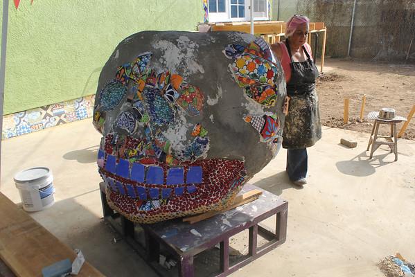 MARGARET GARCIA THE ARTIST