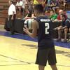 MoHS Boys Volleyball vs Kailua 2014