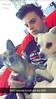 Hana Frisons @HanaFris  Pharaoh with his friend - from Nemanja snapchat 🐕🐕