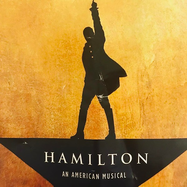 adamlambert  FINALLY got to see this. WOW WOW WOW. BLOWN AWAY. @hamiltonmusical NAT'L TOUR currently in San Fran