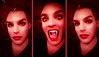 ≧✿_✿≦ Vampire #AdamLambert April 6