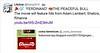 🎉🎶  'FERDINAND' 🐂THE PEACEFUL BULL The movie will feature hits from Adam Lambert, Shakira, Rihanna