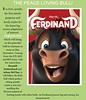 'FERDINAND' TRAILER THE PEACE LOVING BULL!