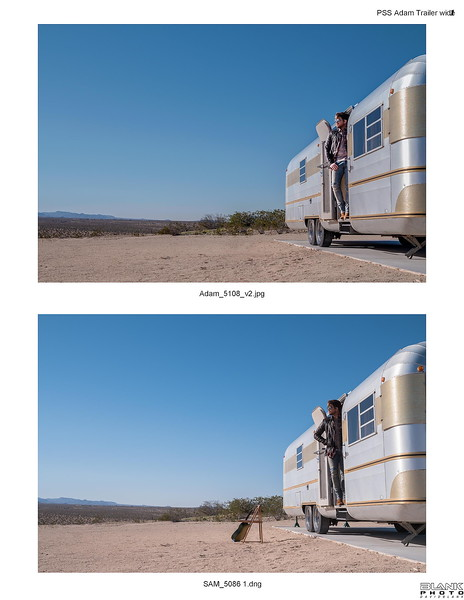 Adam with Ferras, Sarah Hudson, and Spike Edney at Pink Satellite Studios in Joshua Tree - HQ photos by David Blank.