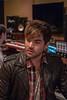 🌵 Adam Lambert at Pink Satellite Studios in Joshua Tree - HQ photos by David Blank. Thanks @_coma_berenices