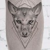 "ᕙღʕ ᵔᴥᵔ ʔღᕗ  Adam Lambert:  ""A tribute to Pharaoh on my calf--- tattoo by the BRILLIANT @dasleitbild . Thank you Daniel!"""