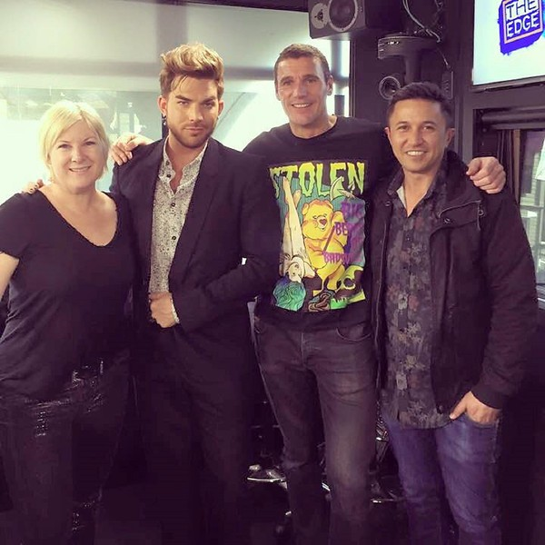 Jay-Jay Harvey August 5, 2015 ·   Adam Lambert ..... What a spunk