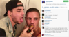 Adam Instagram Jake Shears July 22