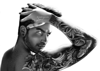 "Sharka Polak<br /> @creativesharka<br /> New digital painting of @adamlambert . I ❤❤ your tattoos . <br /> #adamlambert #TheOriginalHigh Enjoy it 😗<br /> <br /> <br /> <a href=""https://twitter.com/creativesharka/status/616317941148184576"">https://twitter.com/creativesharka/status/616317941148184576</a>"