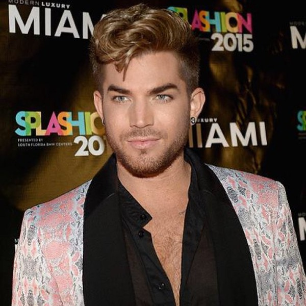 "ADAM LAMBERT<br /> ‏@adamlambert<br /> <br /> Splasion event at Miami's Fillmore Theatre <br /> <br /> <a href=""https://instagram.com/p/5KPbFRuNAz/"">https://instagram.com/p/5KPbFRuNAz/</a>"