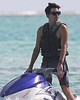 "EXCLUSIVE: Singer Adam Lambert and rumoured boyfriend Sauli Koskinen have fun on jet skis while on holiday in Bora Bora. The pair laughed and joked as they enjoyed the French Polynesia island paradise in the Pacific Ocean. ""American Idol"" runner-up Lamber"