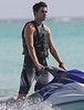 "EXCLUSIVE: Singer Adam Lambert and rumoured boyfriend Sauli Koskinen have fun on jet skis while on holiday in Bora Bora. The pair laughed and joked as they enjoyed the French Polynesia island paradise in the Pacific Ocean. ""American Idol"" runner-up Lambert is known for his flamboyant dress sense but opted for the sensible choice of shorts and a lifejacket for the jet ski ride. Koskinen, who won Finland's version of the ""Big Brother"" reality TV series in 2007, kept his shades on as they raced around in the ocean.  The pair's relationship seems to be blossoming and they have recently been seen out partying together in Hollywood. Lambert has hinted he is exclusively dating, without confirming Koskinen is his boyfriend. They were seen kissing in Helsinki, Finland, in November last year. <p> Pictured: Adam Lambert </p><p> <b>Ref: SPL250703  200211   EXCLUSIVE</b><br> Picture by: Splash News<br> </p><p> <b>Splash News and Pictures</b><br> Los Angeles: 310-821-2666<br> New York: 212-619-2666<br> London: 870-934-2666<br> photodesk@splashnews.com<br> </p>"