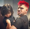 ADAM RIFF BACKSTAGE HB