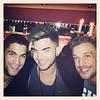 "oliroll11<br /> Freedom<br /> Fun times were had last night #goodtimes #friendship #meetingstars<br /> <a href=""http://instagram.com/p/o339nEnJbV/"">http://instagram.com/p/o339nEnJbV/</a>#<br /> <br /> Looks like Bar Soho: <a href=""http://instagram.com/p/opEU05nJS9/"">http://instagram.com/p/opEU05nJS9/</a><br /> <br /> <a href=""http://www.tripadvisor.com/Restaurant_Review-g186338-d1936762-Reviews-Bar_Soho-London_England.html#LIGHTBOXVIEW"">http://www.tripadvisor.com/Restaurant_Review-g186338-d1936762-Reviews-Bar_Soho-London_England.html#LIGHTBOXVIEW</a>"