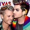 tina.p.glambert  ♎️  @tinapglambert  Happy #pridemonth babes!!! #Lgbtq #Pride2017 #loveislove ❤️💛💚💙💜 #AdamLambert #SauliKoskinen