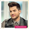 💮💜💮  5/31   Lorraine ‏ @lorraine  TOMORROW: @adamlambert will be here chatting all about his upcoming Las Vegas residency with @QueenWillRock and how he hopes to inspire the UK's LGBTQ community. Tune in from 8.30am