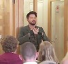 💮💜💮  Adam speaking at Mosaic Trust  May 31 enhanced screencap
