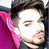 ✨💜✨ Adam Lambert's June 1 Instagram from London