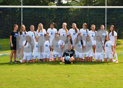 Lady indian Soccer Team Pics