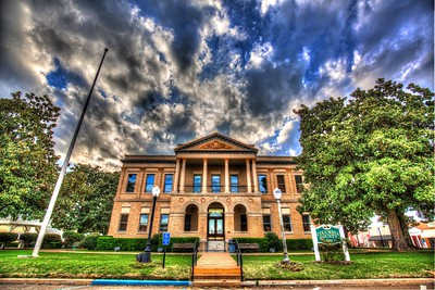magnolia courthouse hdr