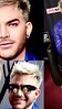 📱🎉 cocoo‏  @cocooyau Rockin da phone screen 📱🎉@adamlambert NYC May 1, 2017