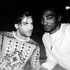 (ღ˘⌣˘ღ)  Adam Lambert & Charl Brown in 2015 (enhanced)