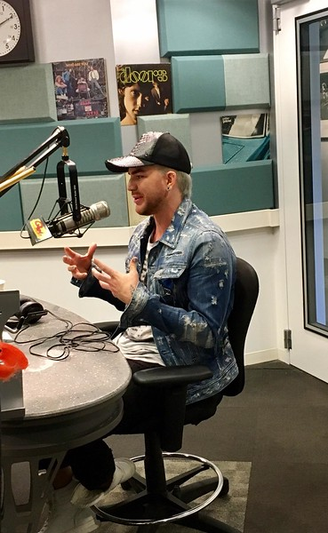"May 3 Q1043NY  ""Just learned from Adam Lambert that he doesn't perform ""You're My Best Friend"" with Queen.  They need to add that to the set list this summer!"""