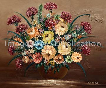 2009 WB bouquet