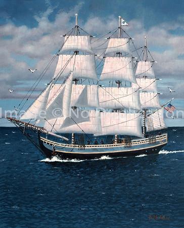 2012 WB Bounty Sailing